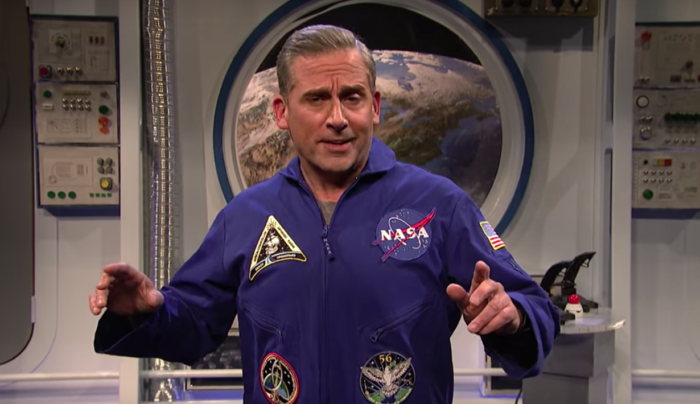 Space Force: Steve Carell to star in Trump-inspired Netflix comedy