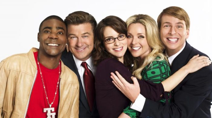 All 4 snaps up 30 Rock