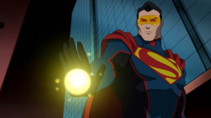 Trailer: Reign of the Supermen flies onto screens this January