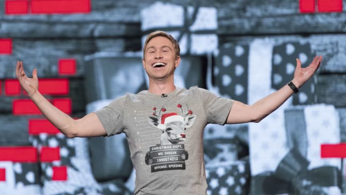 Sky One renews Russell Howard Hour for Season 3 and 4