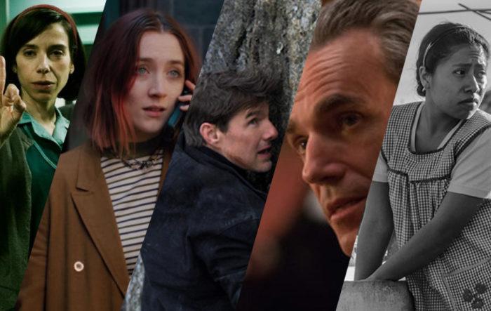 Top 18 films of 2018