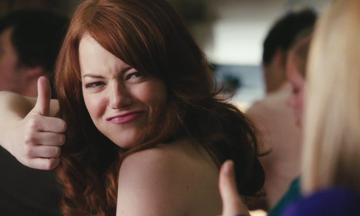 Netflix UK film review: Easy A