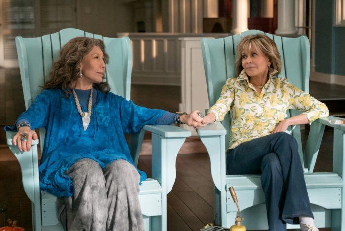 Netflix renews Grace and Frankie for Season 6