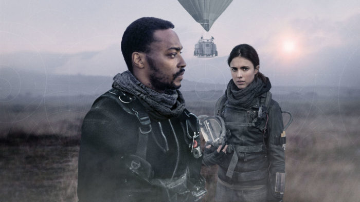 Trailer: Anthony Mackie stars in Netflix sci-fi drama IO