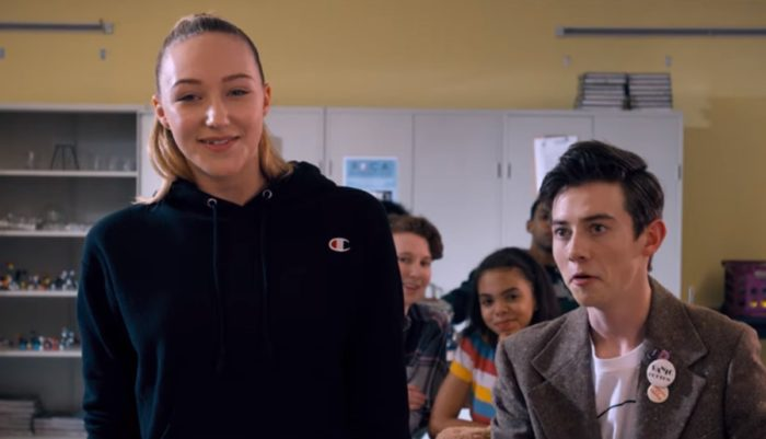 Trailer: Tall Girl strides on to Netflix this September