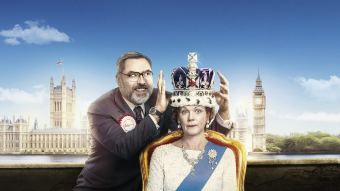 UK TV review: The Queen and I (Sky One)
