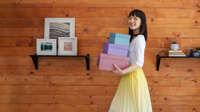 Netflix UK TV review: Tidying Up with Marie Kondo
