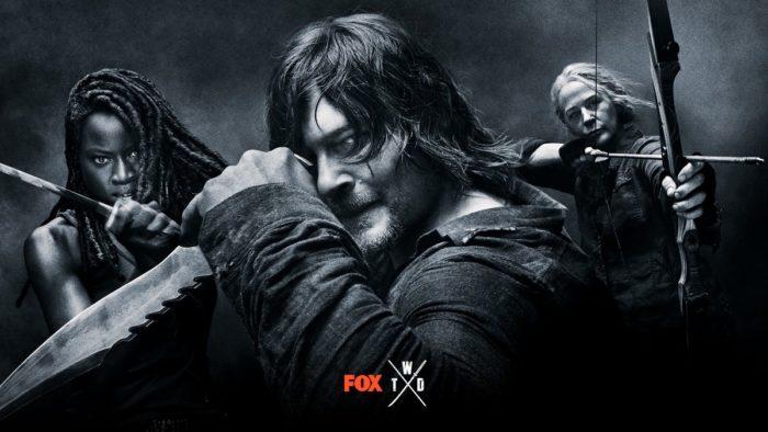 Comic-Con: The Walking Dead Season 10 gets a trailer October air date