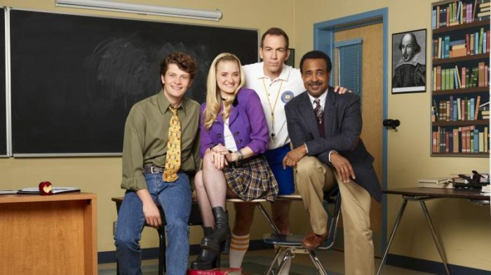 All 4 and E4 snap up Schooled and The Goldbergs