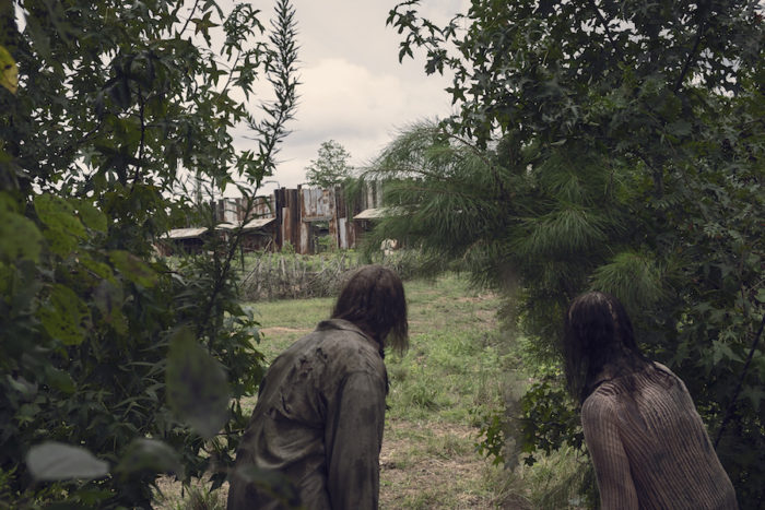 UK TV review: The Walking Dead Season 9, Episode 10 (Omega)