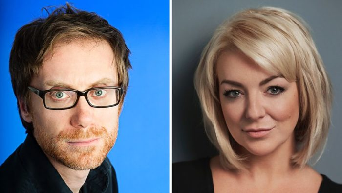 Stephen Merchant and Sheridan Smith to star in BBC One's The Barking Murders