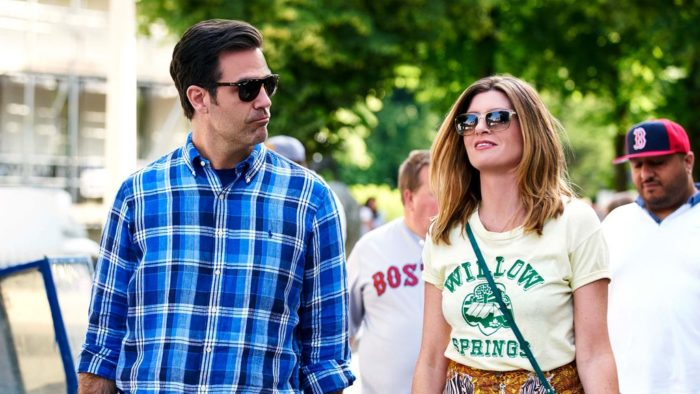 Catch up TV review: Catastrophe S4 Finale, Famous and Fighting, Skint Britain, The Death of Aimee Spencer