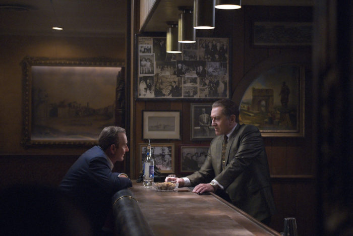 Netflix to release The Irishman in UK cinemas this November