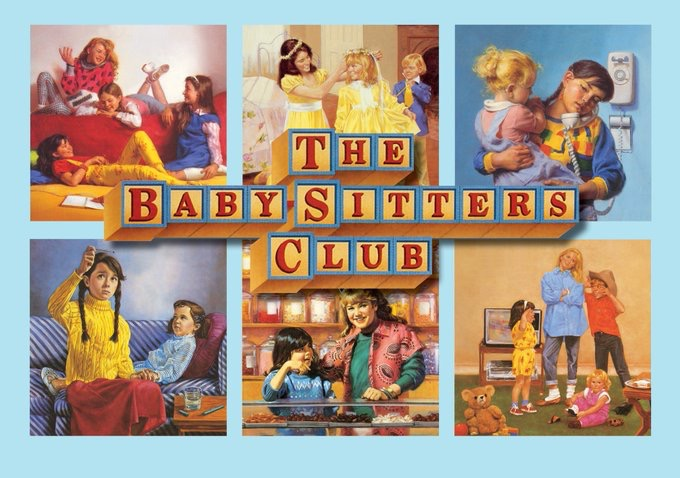 Netflix brings back The Baby-Sitters Club