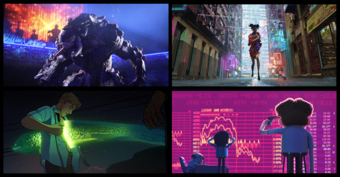 Netflix renews Love, Death and Robots for Volume 2