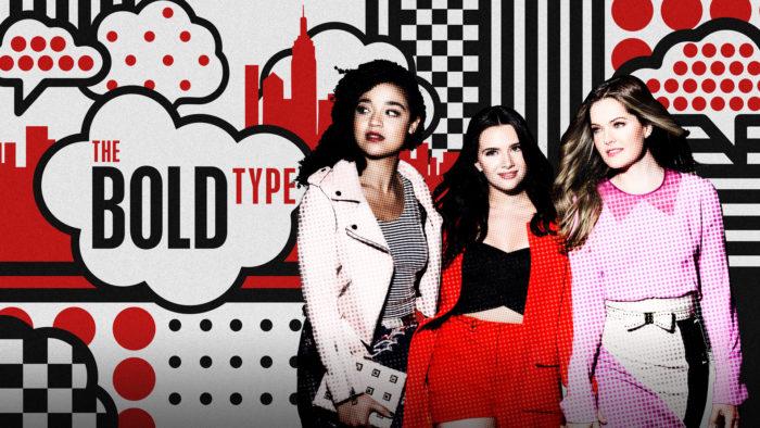 The Bold Type renewed for Season 4