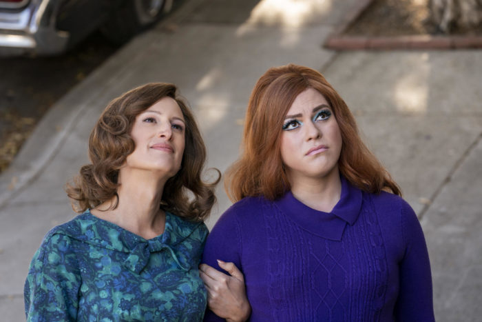 First look: Jen Richards and Daniela Vega in Netflix's Tales of the City