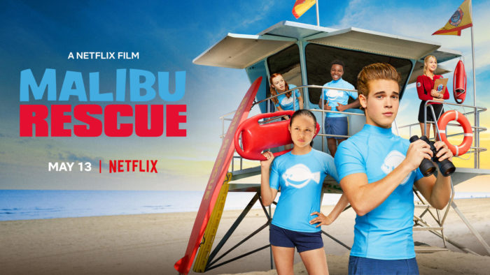 Malibu Rescue: Comedy movie and series to swim onto Netflix