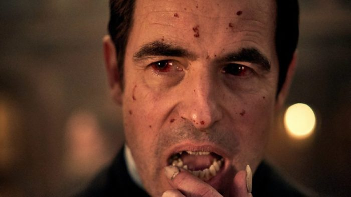 First look: Claes Bang in BBC One's Dracula