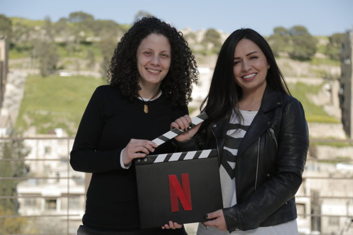 AlRawabi School for Girls: Netflix enrols in high school for new Middle Eastern series