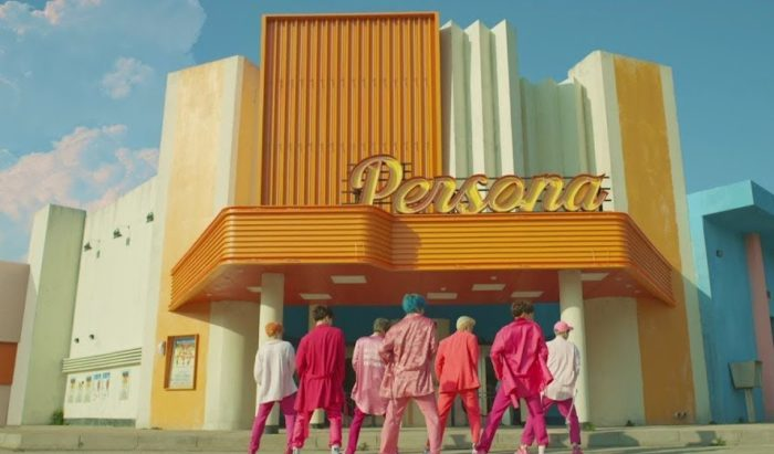 BTS break YouTube record with Boy with Luv