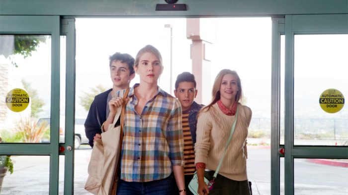 Netflix UK film review: Miss Stevens