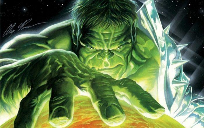 Superhero Sundays: Planet Hulk