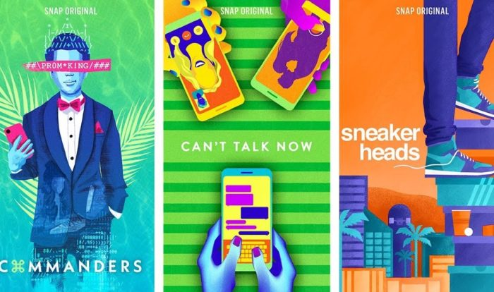 Snapchat announces 10 new original series for 2019