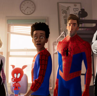 Spider-Man: Into the Spider-Verse: One of the best superhero movies ever made