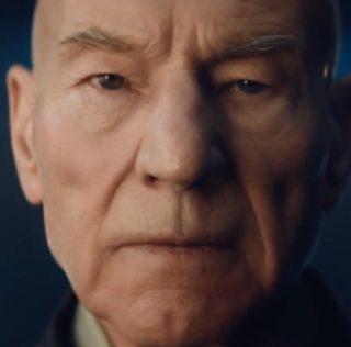 Amazon unveils first teaser trailer for Star Trek: Picard