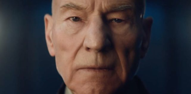 New poster unveiled for Star Trek: Picard