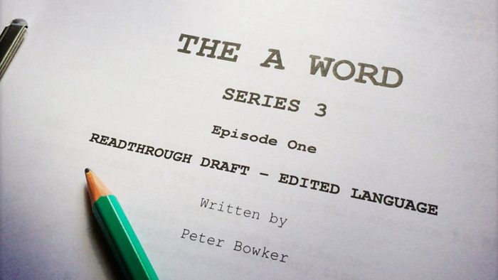 Filming begins on The A Word Season 3