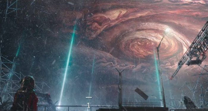 Netflix UK film review: The Wandering Earth