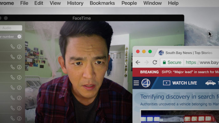 VOD film review: Searching