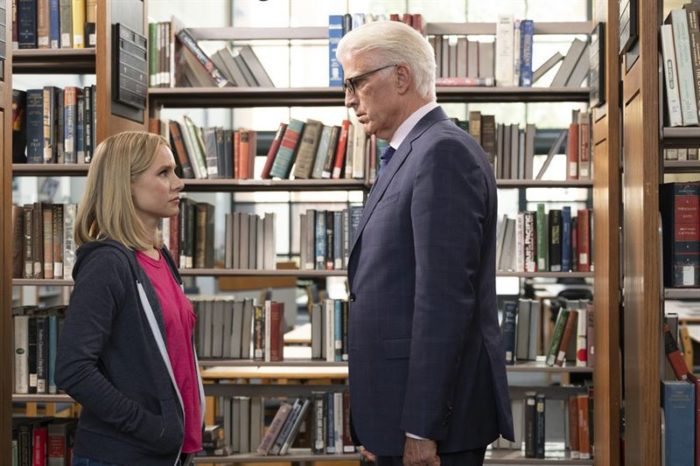 The Good Place to end after Season 4