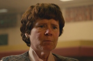 Imelda Staunton and Russell Tovey star in ITV's Flesh and Blood