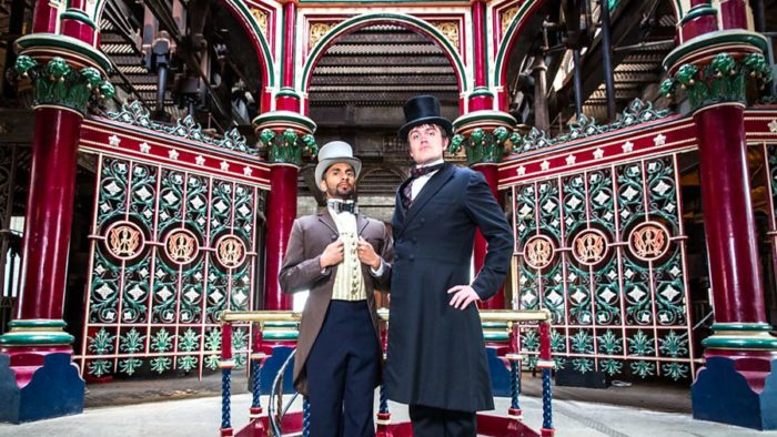 Monkman & Seagull return to BBC Two for more Genius Guide to Britain