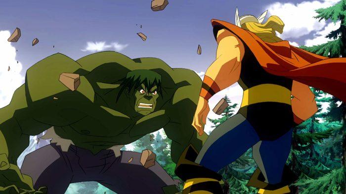 Superhero Sundays: Hulk Vs. (2009)