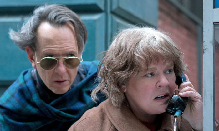 VOD film review: Can You Ever Forgive Me?
