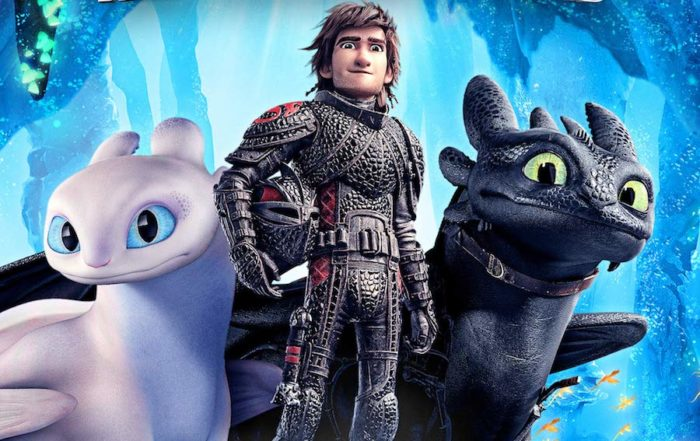 VOD film review: How to Train Your Dragon: The Hidden World