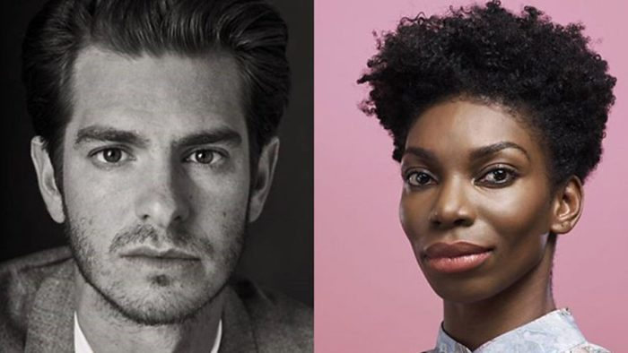 Andrew Garfield and Michaela Coel join celebrity judges on Drag Race UK