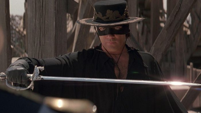 The 90s on Netflix: The Mask of Zorro (1998)