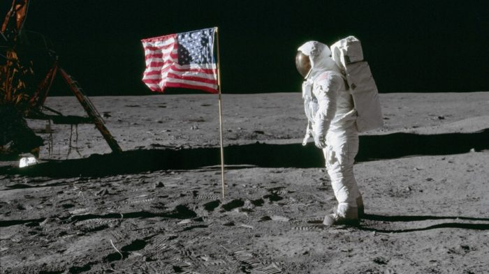 UK TV review: Moon Landing Live