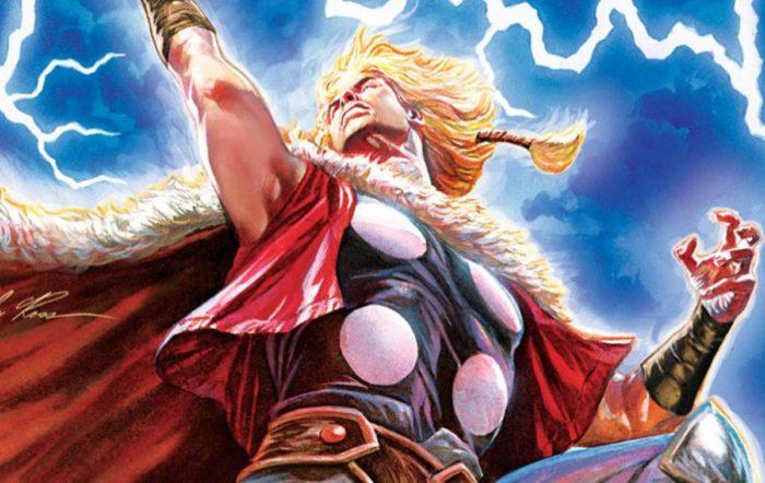 Superhero Sundays: Thor: Tales of Asgard (2011)