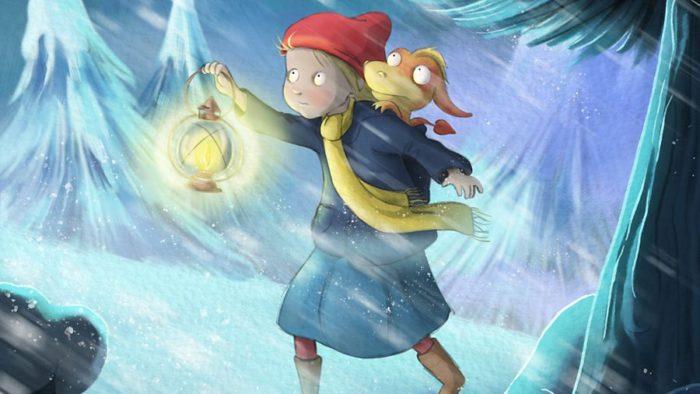 Mimi and the Mountain Dragon flies on to BBC One this Christmas