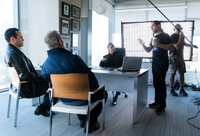 Interview: S. Craig Zahler talks Dragged Across Concrete, flawed characters and streaming