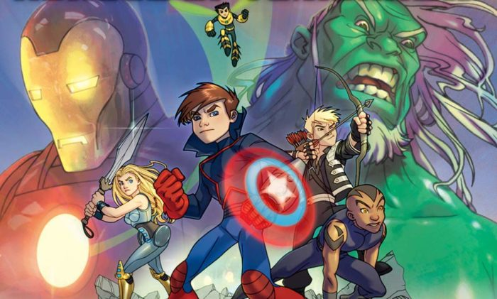 Superhero Sundays: Next Avengers – Heroes of Tomorrow
