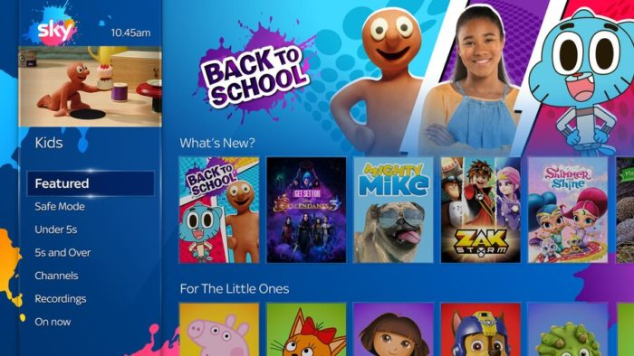 Sky Kids launches Back to School collection