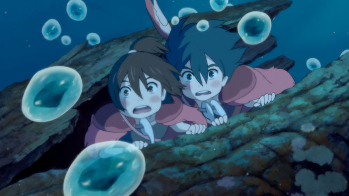 Netflix UK film review: Modest Heroes: Ponoc Short Films Theatre: Volume 1