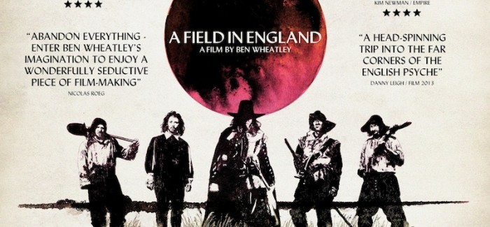New A Field in England trailer is almost as weird as the film